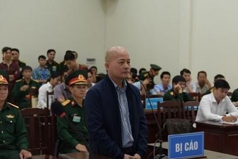 Út 'trọc' nhận bản án 12 năm tù trong phiên tòa phúc thẩm
