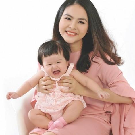 Diễn viên Vân Trang: Trầm cảm sau sinh từng khiến tôi sống trong cảm giác sợ hãi mỗi ngày