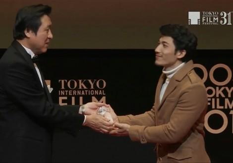 Phim Pháp tạo dấu ấn, nam chính 'Song Lang' đoạt giải tại LHP Tokyo 2018