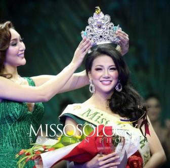 Phương Khánh: Hành trình từ Á hậu Biển đến đăng quang 'Hoa hậu Trái đất 2018'