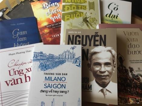 Tuần lễ sách hay giới thiệu nhiều tựa sách đáng đọc