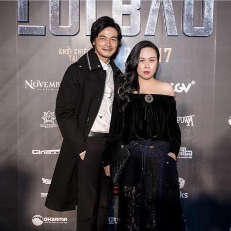 Quach Ngoc Ngoan: Vo la nguoi phu nu toi yeu chu khong phai 'nu dai gia'