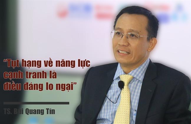 TS-LS Bui Quang Tin: Viet Nam bi giam bac ve nang luc canh tranh la dieu dang lo ngai
