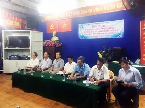 Quận Gò Vấp: Cấp ủy khu phố đối thoại với hội viên