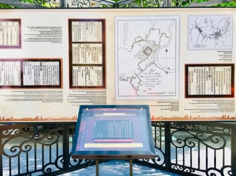 Nhiều tư liệu quý tại triển lãm kiến trúc Việt – Pháp