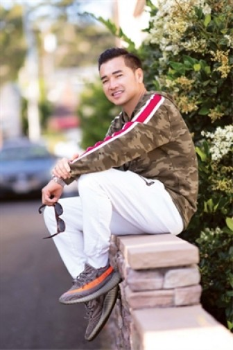 Nghệ sĩ Quang Minh - Tiếc thời trai trẻ đã qua