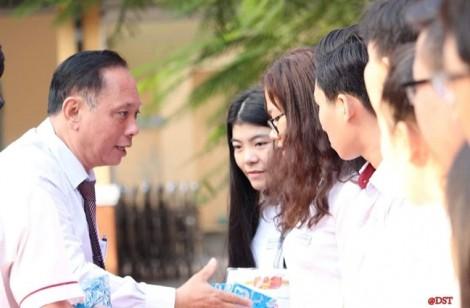 Trường THPT Đào Sơn Tây (TP.HCM): Hiệu trưởng mắc nhiều sai phạm, phớt lờ kết luận thanh tra