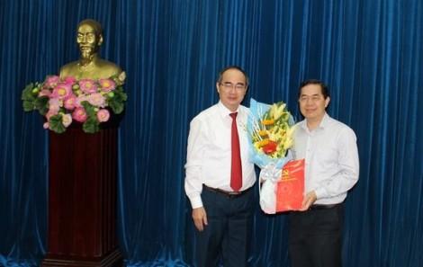 Ông Sử Ngọc Anh được bổ nhiệm làm Bí thư Quận ủy Gò Vấp
