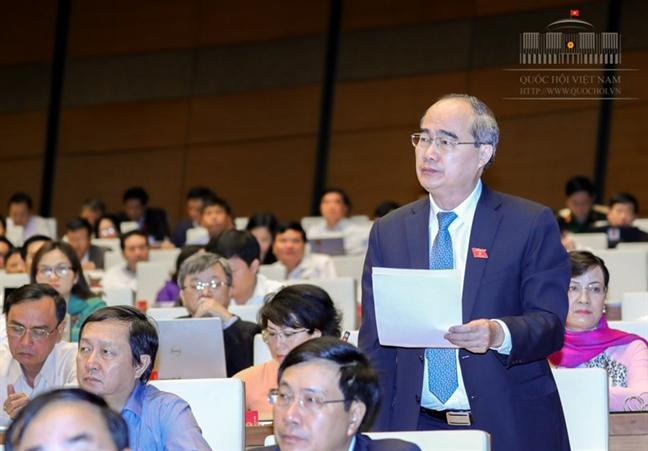 Bi thu Thanh uy TP.HCM Nguyen Thien Nhan: Khong the co dai hoc vo chu