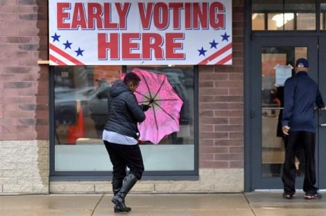 Hàng loạt cuộc tấn công mạng nhằm vào bầu cử giữa kỳ Mỹ