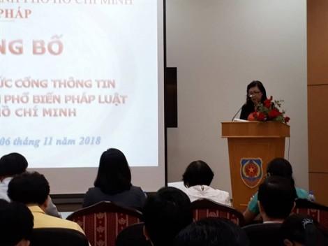 Vận hành chính thức cổng thông tin http://tuyentruyenphapluat.tphcm.gov.vn