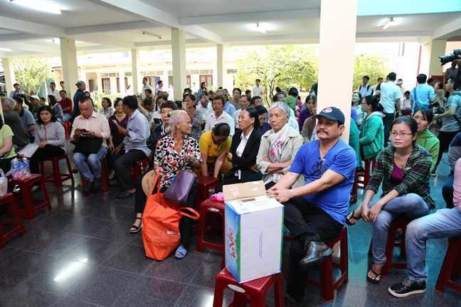 TP.HCM xin y kien nguoi dan Thu Thiem 10 noi dung lien quan den chinh sach boi thuong