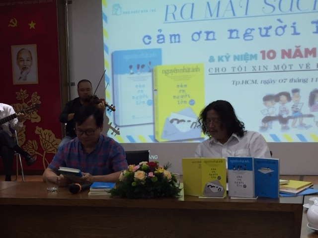 Nha van Nguyen Nhat Anh ra sach moi, phat hanh cung luc o nhieu nuoc