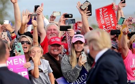 Bầu cử giữa nhiệm kỳ ở Mỹ: Cuộc bầu cử 'kỳ lạ' của thế kỷ