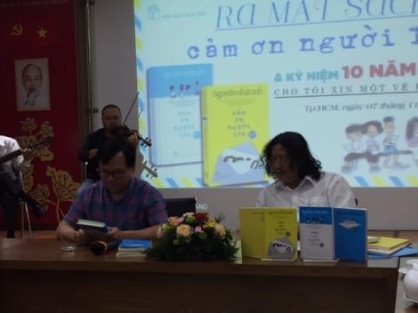 Nhà văn Nguyễn Nhật Ánh ra sách mới, phát hành cùng lúc ở nhiều nước