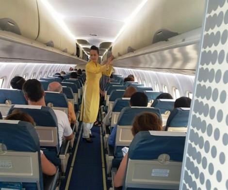 Nạn trộm cắp hành lý xách tay trên máy bay hoành hành