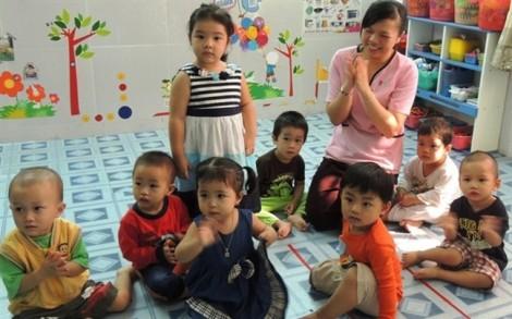Đề xuất miễn học phí cho trẻ mầm non 5 tuổi trước năm 2020