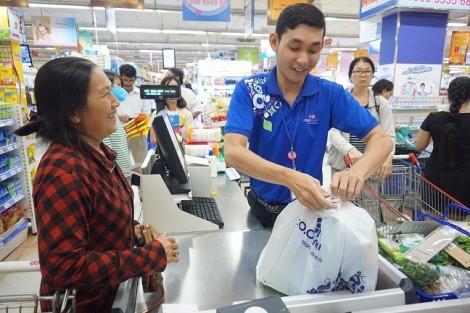 Chỉ với 5.000đ mua được 6 gói sữa tiệt trùng tại Co.opmart