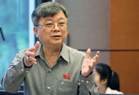 ĐB Trương Trọng Nghĩa: 'Nhiều người bằng cấp cao mà vẫn viết sai chính tả'