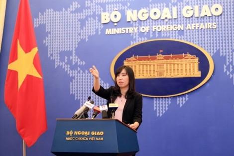 Trịnh Xuân Thanh đang thi hành án tại Việt Nam theo phán quyết của tòa án