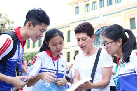 Đào tạo theo chuẩn quốc tế, Trường Đại học Kinh tế TPHCM 'đòi' thí sinh phải giỏi tiếng Anh