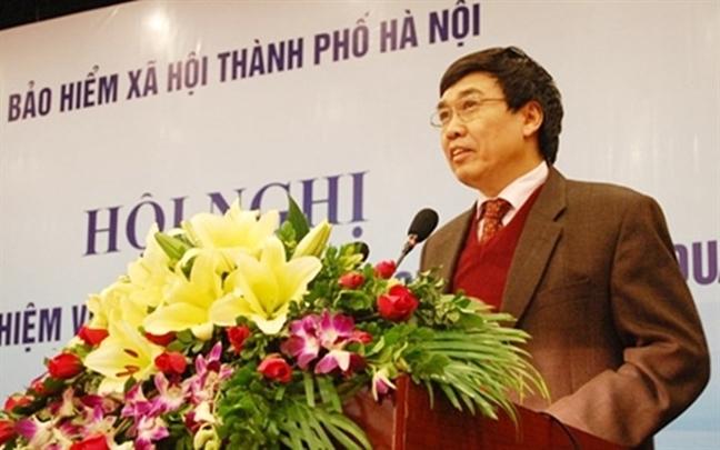 Khoi to bat tam giam nguyen Thu truong Bo LDTBXH, nguyen Tong giam doc bao hiem xa hoi Viet Nam