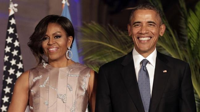Ba Michelle Obama trai long ve noi dau say thai va sinh con bang thu tinh ong nghiem