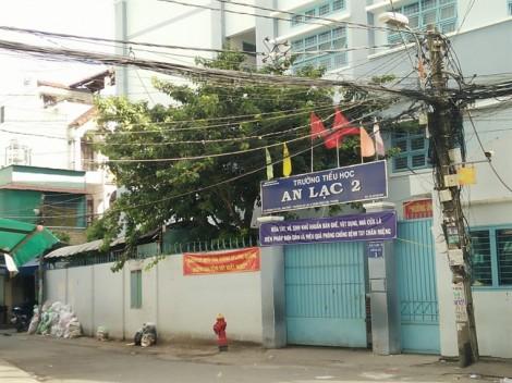 Trường tiểu học An Lạc 2 (Q.Bình Tân): Hiệu trưởng bị 'nghiêm túc phê bình' là chưa thỏa đáng