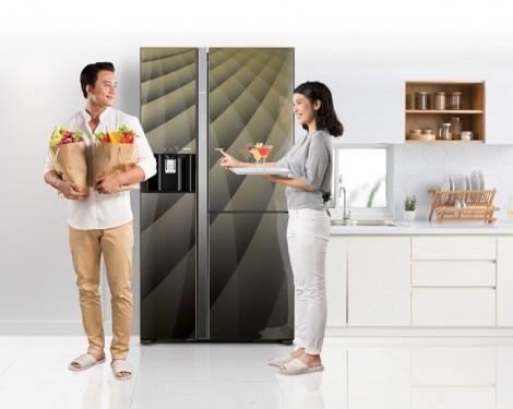 Hitachi ra mắt dòng sản phẩm mới với mục tiêu 'nâng tầm cuộc sống'