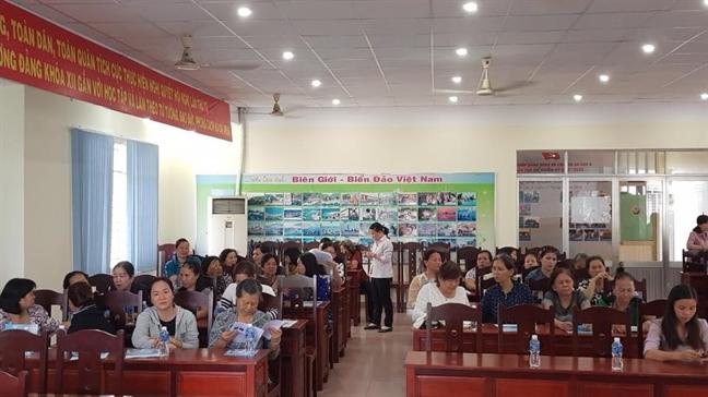 Quan Binh Tan: Truyen thong ve nghe cong tac xa hoi