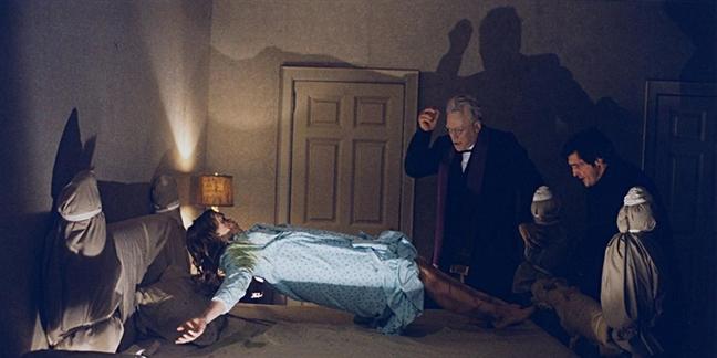 Phim kinh di 'The Exorcist' va 9 cai chet o doi thuc