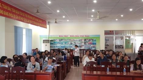 Quận Bình Tân: Truyền thông về nghề công tác xã hội