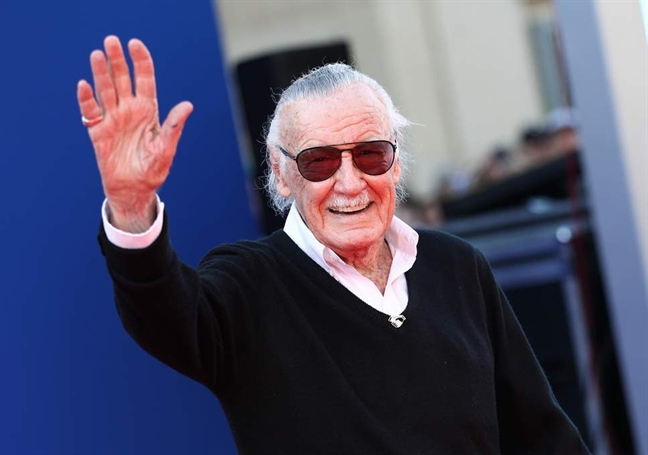 Nhung sieu anh hung duoc tao ra boi 'cha de' Vu tru dien anh Marvel- Stan Lee