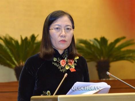 Chủ nhiệm Ủy ban Tư pháp Quốc hội Lê Thị Nga: Bảo kê chợ đầu mối công khai nhưng không phát hiện, xử lý kịp thời
