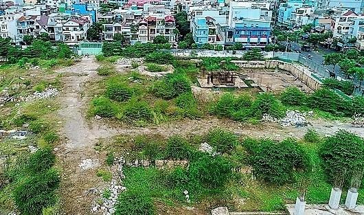Du an Centa Park, Q.Tan Binh, TP.HCM: Thu tien khach hang xong... 'trum men'