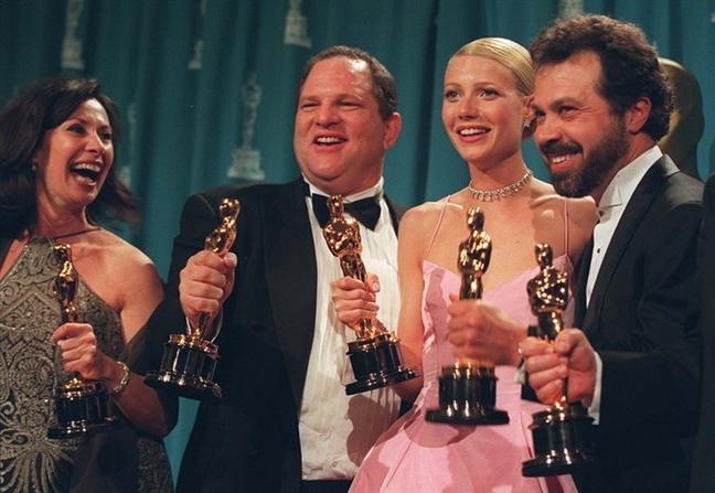 Khong chi cuong hiep, 'Yeu rau xanh' Harvey Weinstein con chan duong phat trien cua sao nu