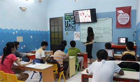 Trường học biến thành chốn kinh doanh