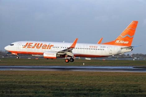 Hãng Jeju Air của Hàn Quốc mở thêm đường bay giá rẻ tới Việt Nam