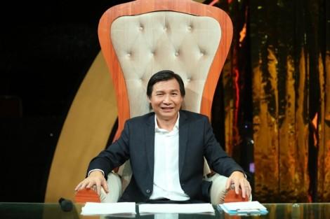 NSƯT Vũ Thành Vinh: 'Để khán giả không tắt ti vi cũng là một nghệ thuật'