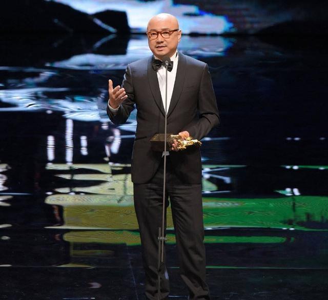 Chau Tan, Ton Le truot giai Anh hau tai le trao giai Kim Ma 2018