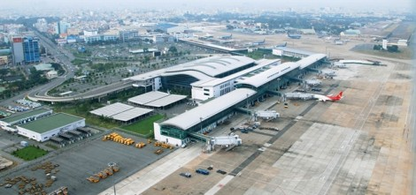 Kiến nghị đẩy nhanh tiến độ mở rộng sân bay Tân Sơn Nhất