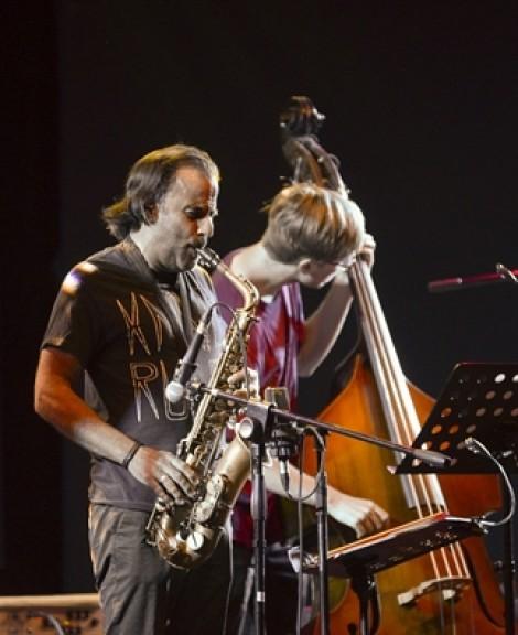 Nghệ sỹ saxophone David Binney: 'Âm nhạc không có giới hạn'