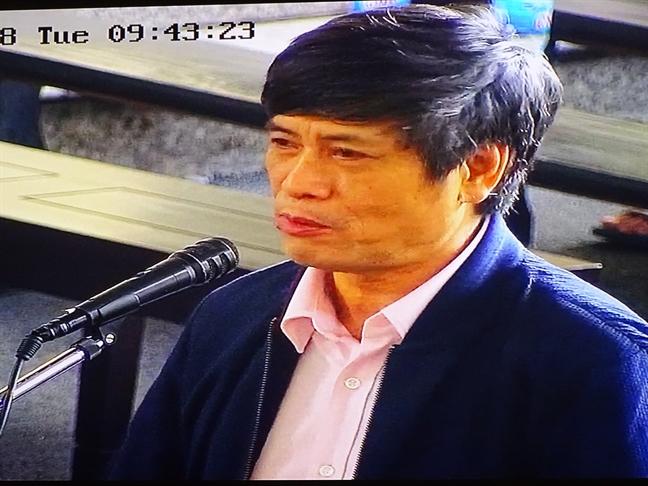 Cuu tuong Nguyen Thanh Hoa khong thua nhan CNC la cong ty binh phong