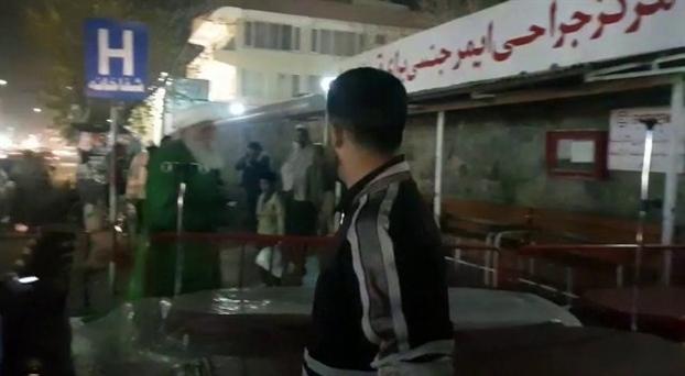 Danh bom kinh hoang o Kabul, hon 40 nguoi thiet mang