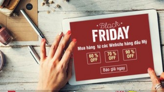 Cẩm nang mua sắm ngày Black Friday - Bài 2: Bí quyết mua hàng giảm giá