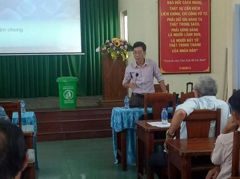 Huyện Nhà Bè: Ra quân bảo vệ môi trường và truyền thông an toàn vệ sinh thực phẩm
