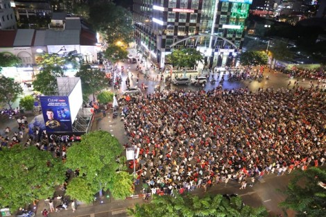 Việt Nam 0 - 0 Myanmar: Bàn thắng của Văn Toàn không được công nhận một cách khó hiểu