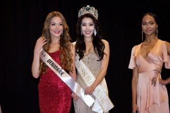 Người đẹp cụt tay tham dự cuộc thi hoa hậu: Sự khác biệt đẹp đẽ