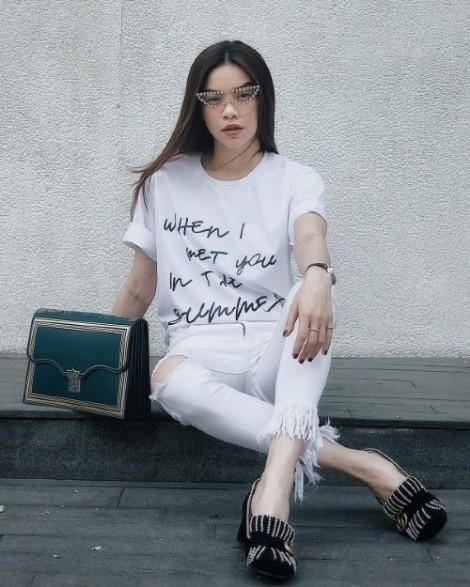 Sao Việt diện đồ bình dân mà vẫn sành điệu
