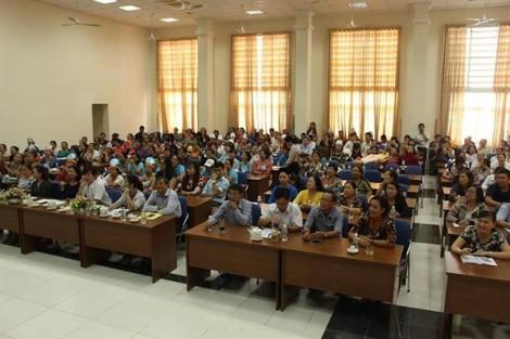 Quận Gò Vấp: Hơn 200 người tham gia, cổ vũ hội thi tuyên truyền tiết kiệm điện
